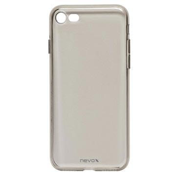 Nevox StyleShell Flex iPhone 7 / iPhone 8 TPU Cover - Frostet Sort