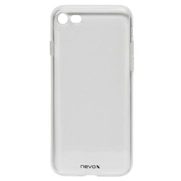 Nevox StyleShell Flex iPhone 7 / iPhone 8 TPU Cover - Gennemsigtig