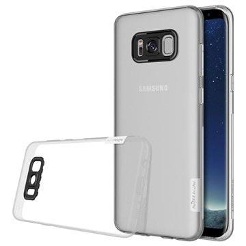 Nillkin Nature 0.6mm Samsung Galaxy S8+ TPU Cover - Gennemsigtig