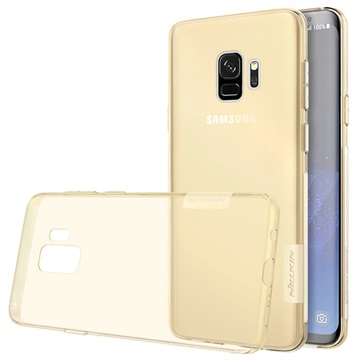 Nillkin Nature 0.6mm Samsung Galaxy S9 TPU Cover - Brun