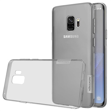Nillkin Nature 0.6mm Samsung Galaxy S9 TPU Cover - Grå