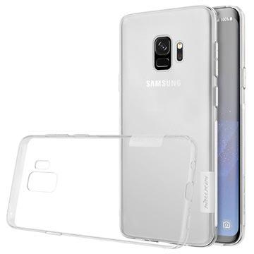 Nillkin Nature 0.6mm Samsung Galaxy S9 TPU Cover - Gennemsigtig