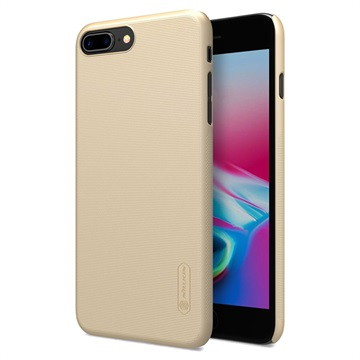 Nillkin Super Frosted iPhone 7 Plus / iPhone 8 Plus Cover - Guld