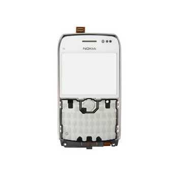 Nokia E6 For Cover - Hvid  til  - MediaNyt