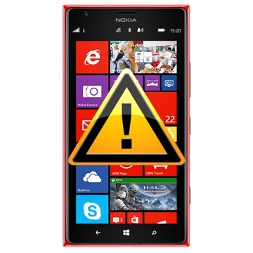 Nokia Lumia 1520 Opladerforbindelse Flex Kabel Reparation  til  - MediaNyt