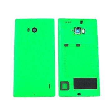 Nokia Lumia 930 Bag Cover - Grøn Nokia til  - MediaNyt.dk