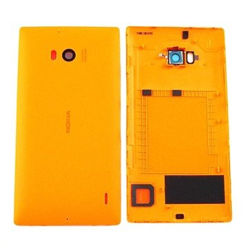 Nokia Lumia 930 Bag Cover - Orange Nokia til  - MediaNyt