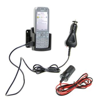 Fix2Car aktiv holder til Nokia E52 (fastmontering) KRAM Telecom til  - MediaNyt.dk