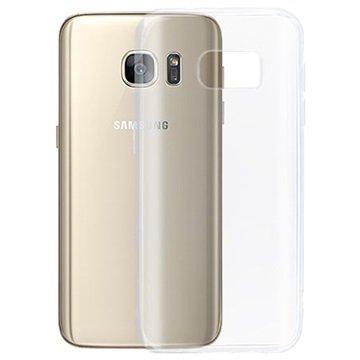 Samsung Galaxy S7 Okkes Air Ultra Thin TPU Cover - Klar