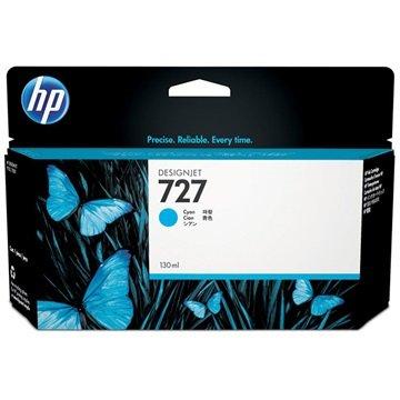 HP 727 Blækpatroner B3P19A - Cyan HP til  - MediaNyt