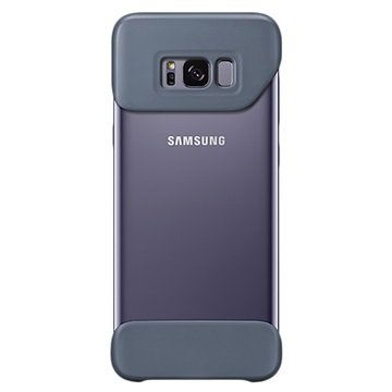 Samsung Galaxy S8+ Protective Cover EF-MG955CE - Lilla