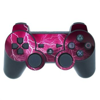 Sony PlayStation 3 Controller Skin - Apocalypse Pink