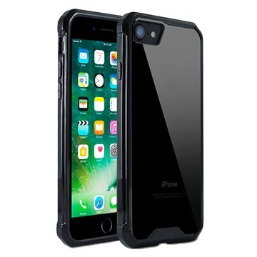 PT Line Acryl iPhone 7 Cover - Sort
