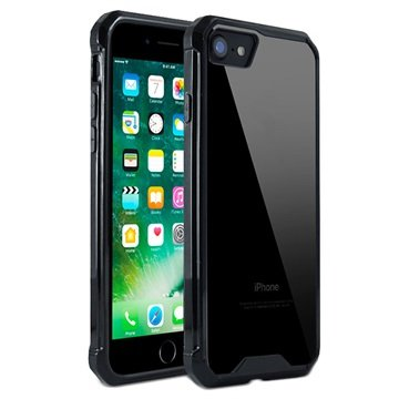 PT Line Acryl iPhone 7 Plus Cover - Sort