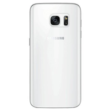 Samsung Galaxy S7 Puro 0.3 Ultra Slim Silikone Cover - Frostet