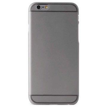 iPhone 6 Plus / 6S Plus Puro 0.3 Ultra Slim Silikone Cover - Sort
