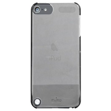 iPod Touch 5G Puro Crystal Cover - Sort