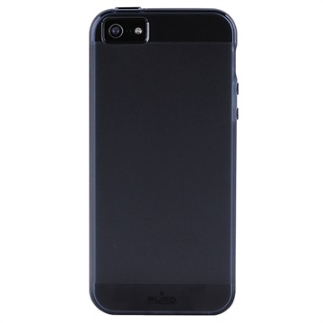 iPhone 5 / 5S / SE Puro Click-On Cover - Sort