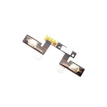 Samsung I8530 Galaxy Beam Power Knap & Projektor Flex Kabel Samsung til  - MediaNyt.dk