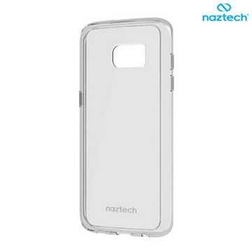 Samsung Galaxy S7 Naztech Hybrid PC + TPU Cover - Gennemsigtigt