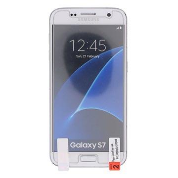 Samsung Galaxy S7 Beskyttelsesfilm - Anti-Genskin