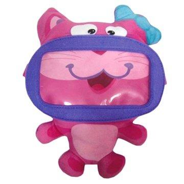 Seebo Wise-Pet Universal Smartphone Taske - Minibjørn - Pink MTP Products til  - MediaNyt