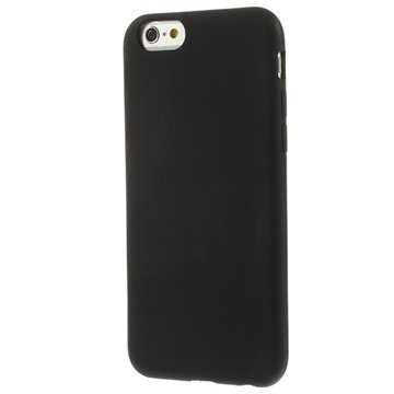 iPhone 6 / 6S Silikone Cover - Sort