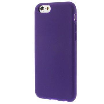 iPhone 6 / 6S Silikone Cover - Lilla