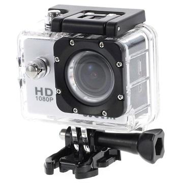 Sjcam SJ4000 Full HD Action Kamera - Hvid MTP Products til  - MediaNyt