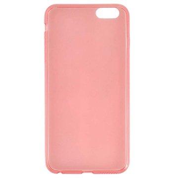 iPhone 6 Plus / 6S Plus Slim TPU Etui - Rød