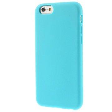 iPhone 6 / 6S Silikone Cover - Babyblå