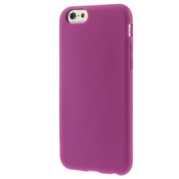 iPhone 6 / 6S Silikone Cover - Hot Pink
