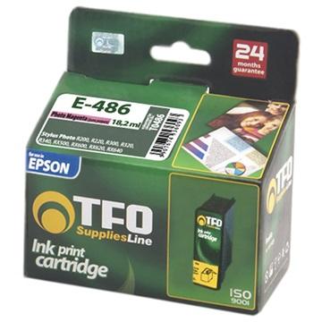 TFO E-486 Blækpatroner Epson T0486 - Foto Magenta