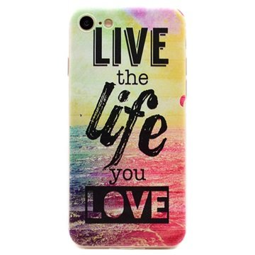 iPhone 7 TPU Cover - Motivation