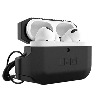 UAG Rugged AirPods Pro Silikone Cover - Sort