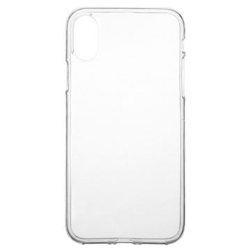 Ultratyndt iPhone 8 Silikone Cover - Gennemsigtig