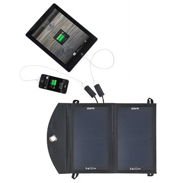 Xtorm Solarbooster Solcelle Oplader AP150 - 12W