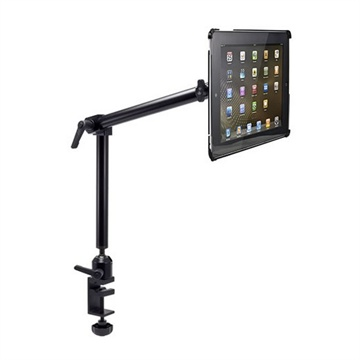 iPad 4, iPad 3 Arkon IPM3-HD002 Heavy Duty Bilholder - C-Spændemonter Arkon til  - MediaNyt