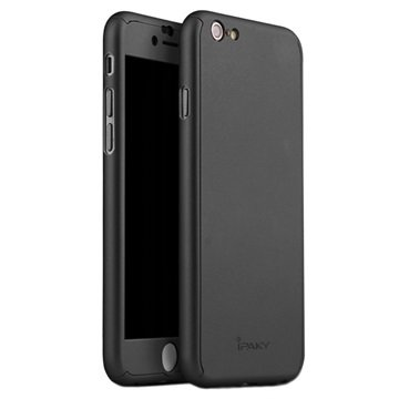 iPaky 360 Protection iPhone 6 Cover - Sort