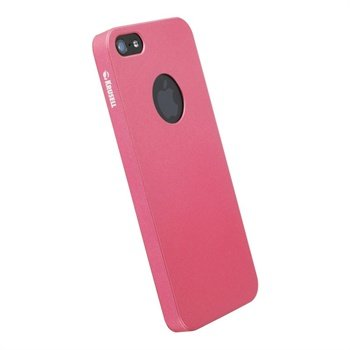 iPhone 5 / 5S / SE Krusell ColorCover Cover - Metallic Pink