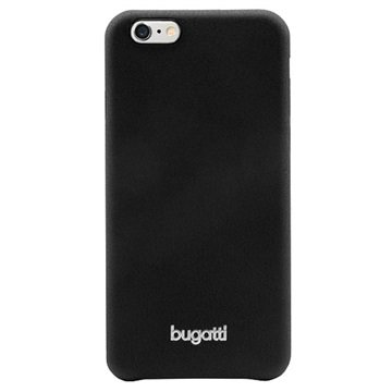 iPhone 6 / 6S Bugatti SoftCover Nice Cover - Sort