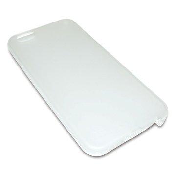 iPhone 6 Sandberg Blødt Cover - Hvid