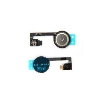 Kompatibelt iPhone 4S funktionknap kabel