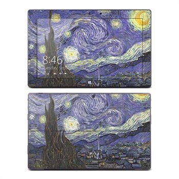 Microsoft Surface Pro, Pro 2 Starry Night Skin