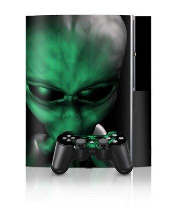 Sony PlayStation 3 Skin - Abduction