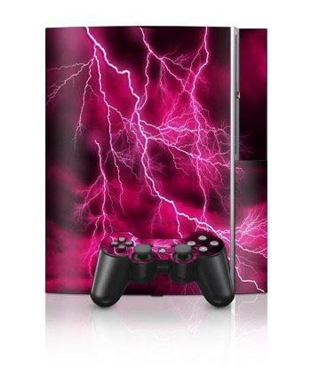 Sony PlayStation 3 Skin - Apocalypse Pink