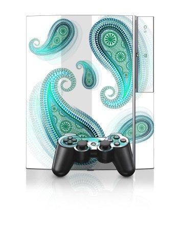 Sony PlayStation 3 Skin - Azure