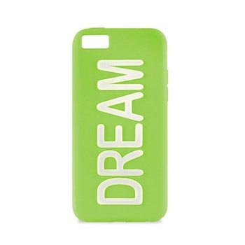 iPhone 5C Puro Dream Silikone Cover - Grøn