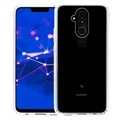 3Sixt Pure Flex Huawei Mate 20 Lite Beskyttende Cover - Gennemsigtig