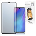 4smarts Curved Glass Huawei P30 Panserglas - Sort